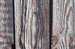Χρωματισμένο παλαιό ξύλινο υπόβαθρο Στοκ Φωτογραφίες