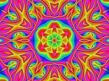 χρωματισμένο πολυ πρότυπ&omicr απεικόνιση αποθεμάτων