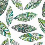 χρωματισμένο πρότυπο άνευ &rh Στοκ Εικόνες
