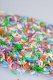 χρωματισμένο ρύζι σιταριού Στοκ φωτογραφίες με δικαίωμα ελεύθερης χρήσης