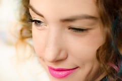 χρωματισμένο τρίχωμα κορι&ta Στοκ φωτογραφία με δικαίωμα ελεύθερης χρήσης