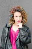 χρωματισμένο τρίχωμα κορι&ta Στοκ φωτογραφίες με δικαίωμα ελεύθερης χρήσης
