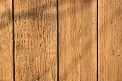 Χρωματισμένο τρύγος ξύλινο υπόβαθρο σύστασης σανίδων Κενό πρότυπο Στοκ εικόνα με δικαίωμα ελεύθερης χρήσης