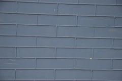 Χρωματισμένο υπόβαθρο τούβλου/ασβεστοκονιάματος Στοκ φωτογραφία με δικαίωμα ελεύθερης χρήσης