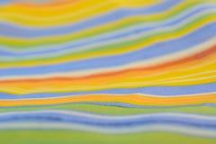 Χρωματισμένο υλικό Στοκ φωτογραφίες με δικαίωμα ελεύθερης χρήσης