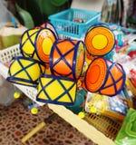χρωματισμένο ύδωρ παιχνιδιών παιδιών χρώματα Στοκ εικόνες με δικαίωμα ελεύθερης χρήσης