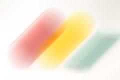 χρωματισμένο de-στραμμένο αφηρημένο υπόβαθρο θαμπάδων φωτογραφιών Στοκ Εικόνες