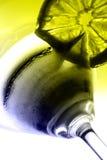 χρωματισμένο martini Στοκ φωτογραφία με δικαίωμα ελεύθερης χρήσης