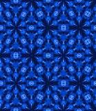 Χρωστική ουσία δεσμών, άνευ ραφής σχέδιο shibori Στοκ φωτογραφία με δικαίωμα ελεύθερης χρήσης
