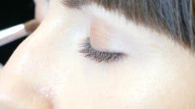 Χρωστική ουσία τα μάτια του προτύπου φιλμ μικρού μήκους