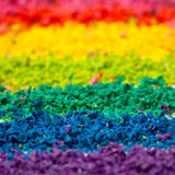 Χρωστική ουσία χρώματος Στοκ φωτογραφίες με δικαίωμα ελεύθερης χρήσης