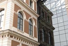 χρόνοι μιγμάτων αρχιτεκτο&n Στοκ εικόνες με δικαίωμα ελεύθερης χρήσης