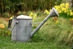 χρόνος άνοιξη κηπουρικής Στοκ Εικόνα