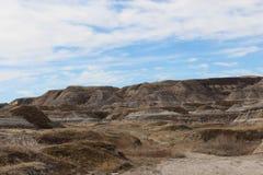 Χρόνος άνοιξη στους λόφους Στοκ εικόνες με δικαίωμα ελεύθερης χρήσης