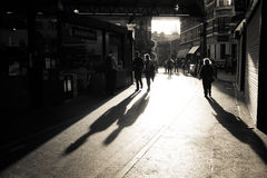 Χρόνος λήξης της προθεσμίας υποβολής στην αγορά δήμων Στοκ Εικόνες