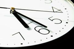 χρόνος ανασκόπησης Στοκ Εικόνα