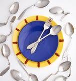 χρόνος γευμάτων Στοκ Εικόνα