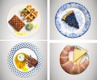 Χρόνος γεύματος Στοκ Εικόνες