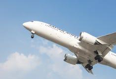 Χρόνος για την προσγείωση Στοκ φωτογραφίες με δικαίωμα ελεύθερης χρήσης