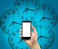 Χρόνος εξόδων με το τηλέφωνό μου στοκ φωτογραφία με δικαίωμα ελεύθερης χρήσης