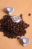 Χρόνος καφέ Στοκ Εικόνες
