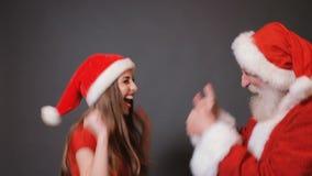 Χρόνος κόμματος για Santa φιλμ μικρού μήκους