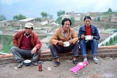 Χρόνος μεσημεριανού γεύματος στοκ εικόνα με δικαίωμα ελεύθερης χρήσης