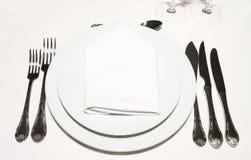 χρόνος μεσημεριανού γεύμ&alp στοκ εικόνες