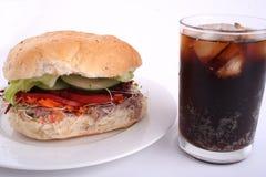 χρόνος μεσημεριανού γεύμ&alph Στοκ εικόνες με δικαίωμα ελεύθερης χρήσης