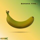 Χρόνος μπανανών Στοκ Φωτογραφίες