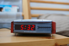 χρόνος να ξυπνήσει Στοκ Φωτογραφίες