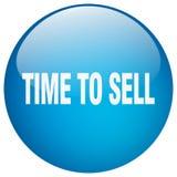 χρόνος να πωληθεί το κουμπί απεικόνιση αποθεμάτων