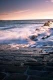 χρόνος παλίρροιας της Κο& Στοκ εικόνες με δικαίωμα ελεύθερης χρήσης