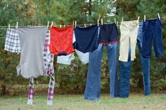 χρόνος πλυντηρίων Στοκ εικόνες με δικαίωμα ελεύθερης χρήσης