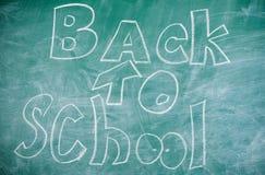 Χρόνος Σεπτεμβρίου πίσω στη μελέτη και να πάρει της εκπαίδευσης Πίσω στο σχολείο δεν είναι ποτέ αργά για να μελετήσει Πίνακας κιμ Στοκ φωτογραφίες με δικαίωμα ελεύθερης χρήσης