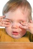χρόνος σπορείων μωρών Στοκ Εικόνες