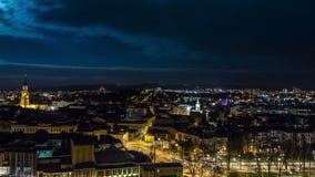 Χρόνος-σφάλμα πόλεων Στοκ φωτογραφίες με δικαίωμα ελεύθερης χρήσης