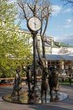 Χρόνος της Οδησσός μνημείων Στοκ φωτογραφία με δικαίωμα ελεύθερης χρήσης