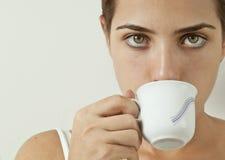 χρόνος τσαγιού καφέ στοκ φωτογραφίες με δικαίωμα ελεύθερης χρήσης