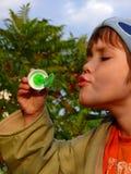 χρόνος φυσαλίδων Στοκ εικόνες με δικαίωμα ελεύθερης χρήσης
