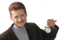 χρόνος χεριών στοκ φωτογραφία με δικαίωμα ελεύθερης χρήσης