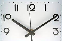 χρόνος χεριών Στοκ εικόνα με δικαίωμα ελεύθερης χρήσης