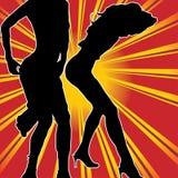 χρόνος χορού s Στοκ εικόνες με δικαίωμα ελεύθερης χρήσης
