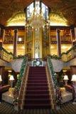 Χρόνος Χριστουγέννων στο ξενοδοχείο Biltmore, πρόνοια, RI στοκ εικόνες