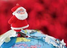 χρόνος Χριστουγέννων Στοκ Φωτογραφία