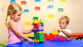 χρόνος ψυχαγωγίας παιδι&ka Στοκ φωτογραφία με δικαίωμα ελεύθερης χρήσης