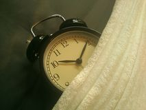 χρόνος ύπνου Στοκ φωτογραφία με δικαίωμα ελεύθερης χρήσης