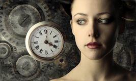 χρόνος Στοκ εικόνα με δικαίωμα ελεύθερης χρήσης