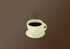 Χρόνος Coffe Στοκ Εικόνα
