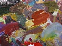 χρώματα ανασκοπήσεων Στοκ Φωτογραφία